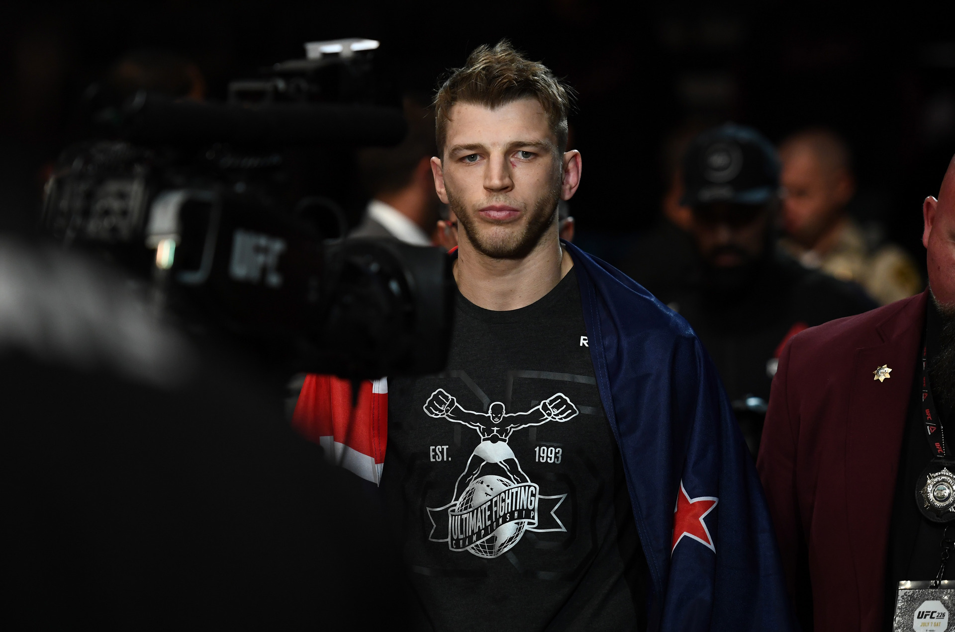 UFC: Dan Hooker books date with Edson Barboza at UFC Fight