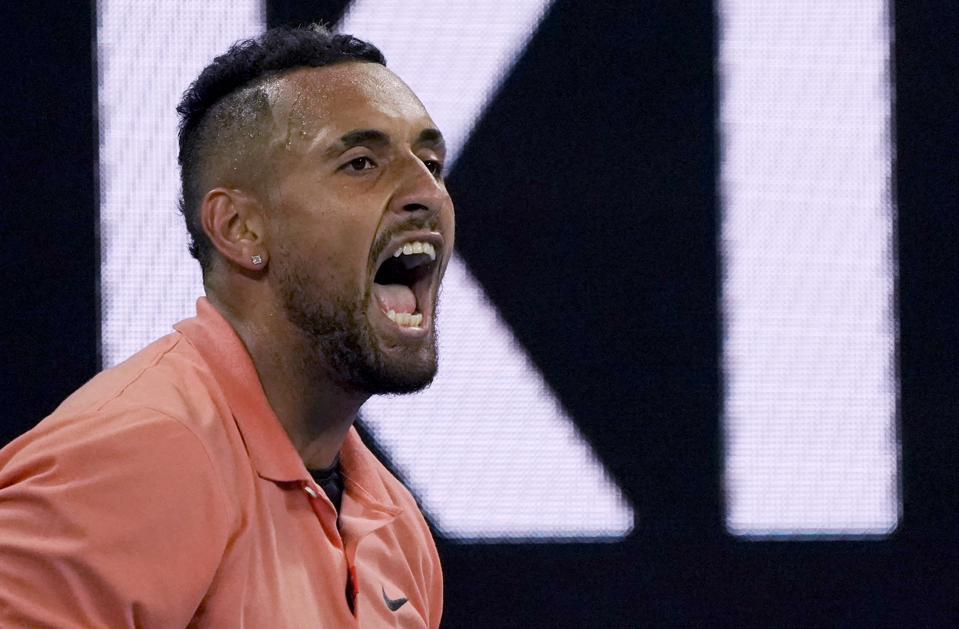Aus Open: 'I was a d***head': Kyrgios' confession