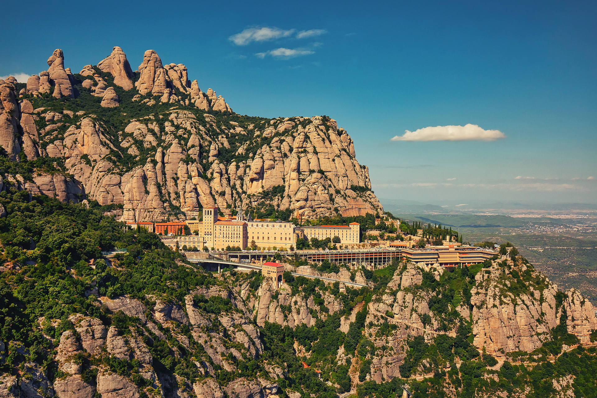 Spain: When in Barcelona, make a beeline for Montserrat