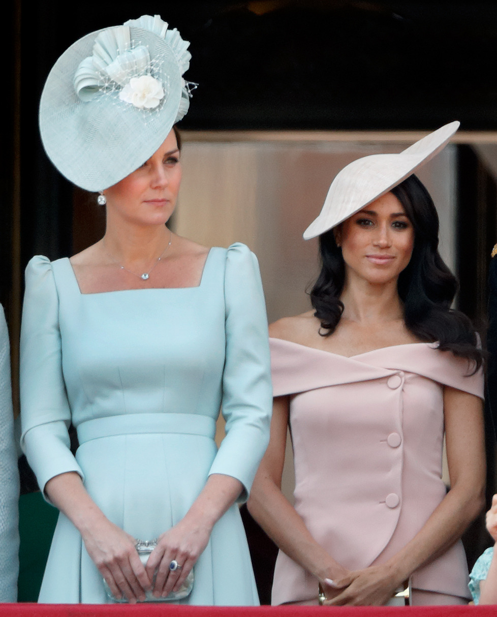 Meghan Markle spends five times more money on clothes than Kate