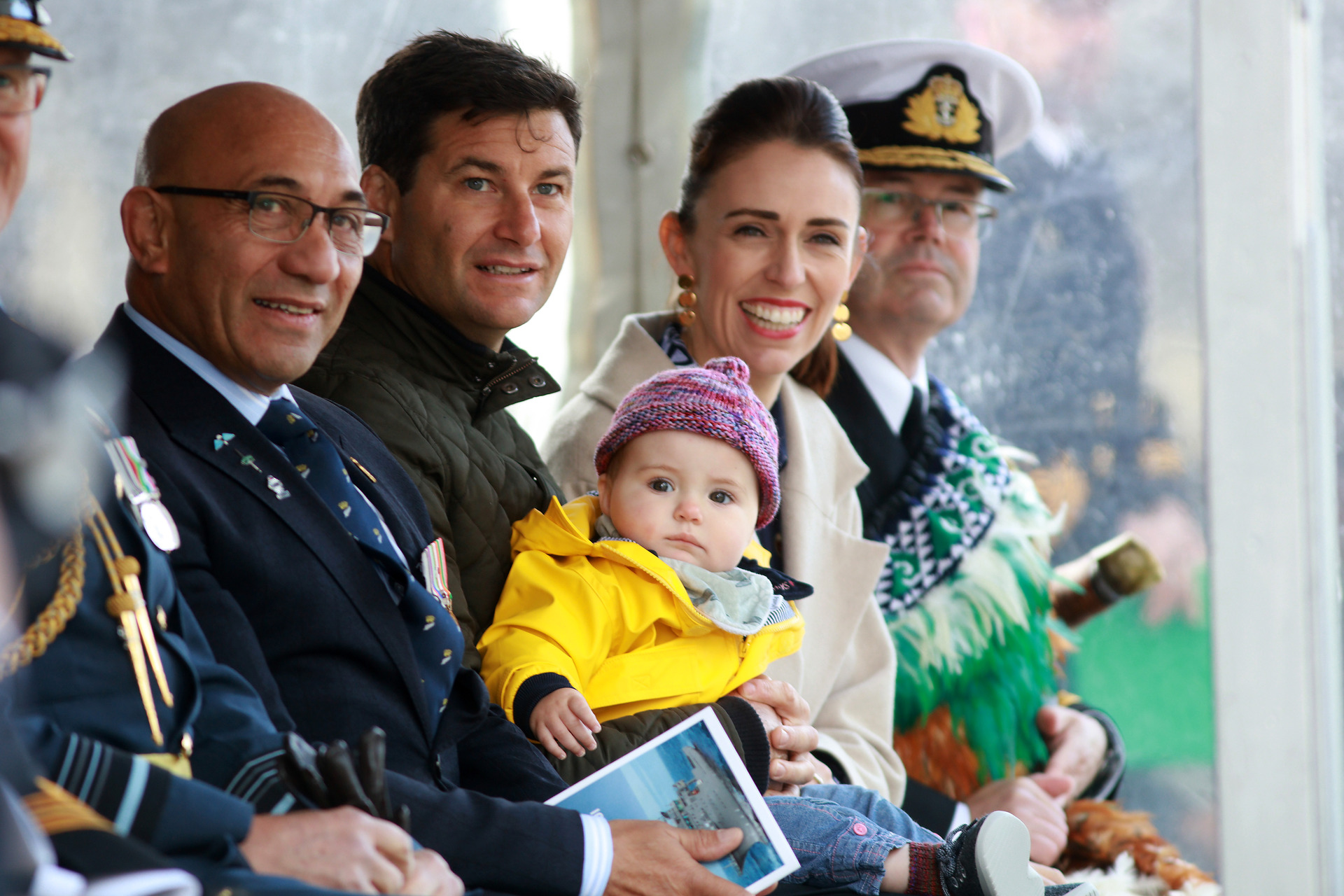 Clarke Gayford on travelling with baby Neve, for Trip Notes podcast