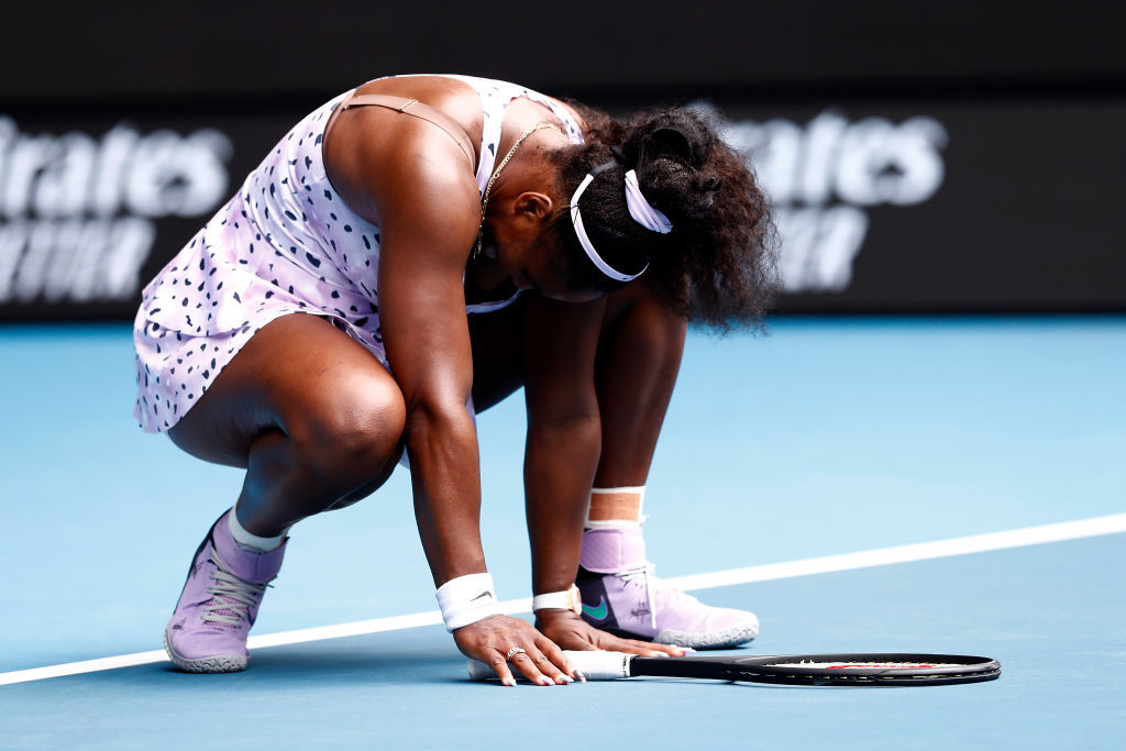 Australian Open live: 'Everyone in shock' over Williams drama
