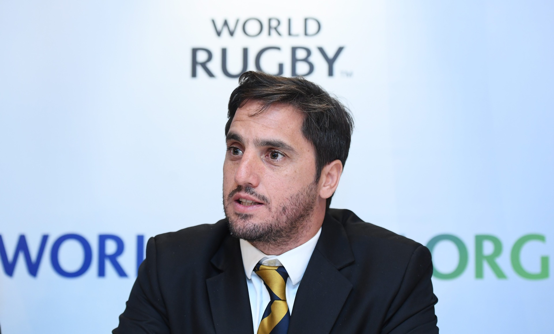 Rugby: World Rugby vice-chairman Agustin Pichot not confident ...