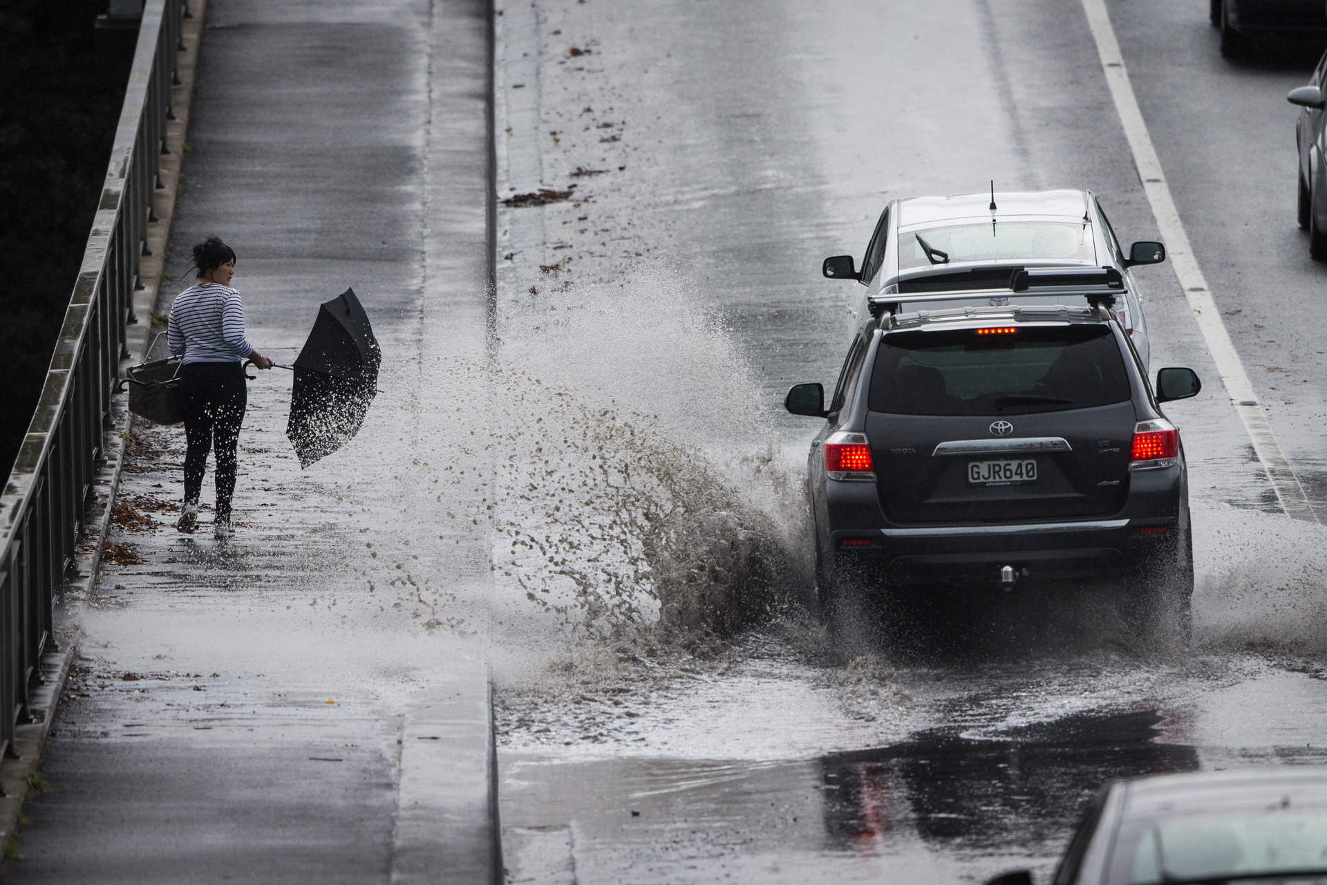 Your weather: August already the wettest month of the year in Auckland