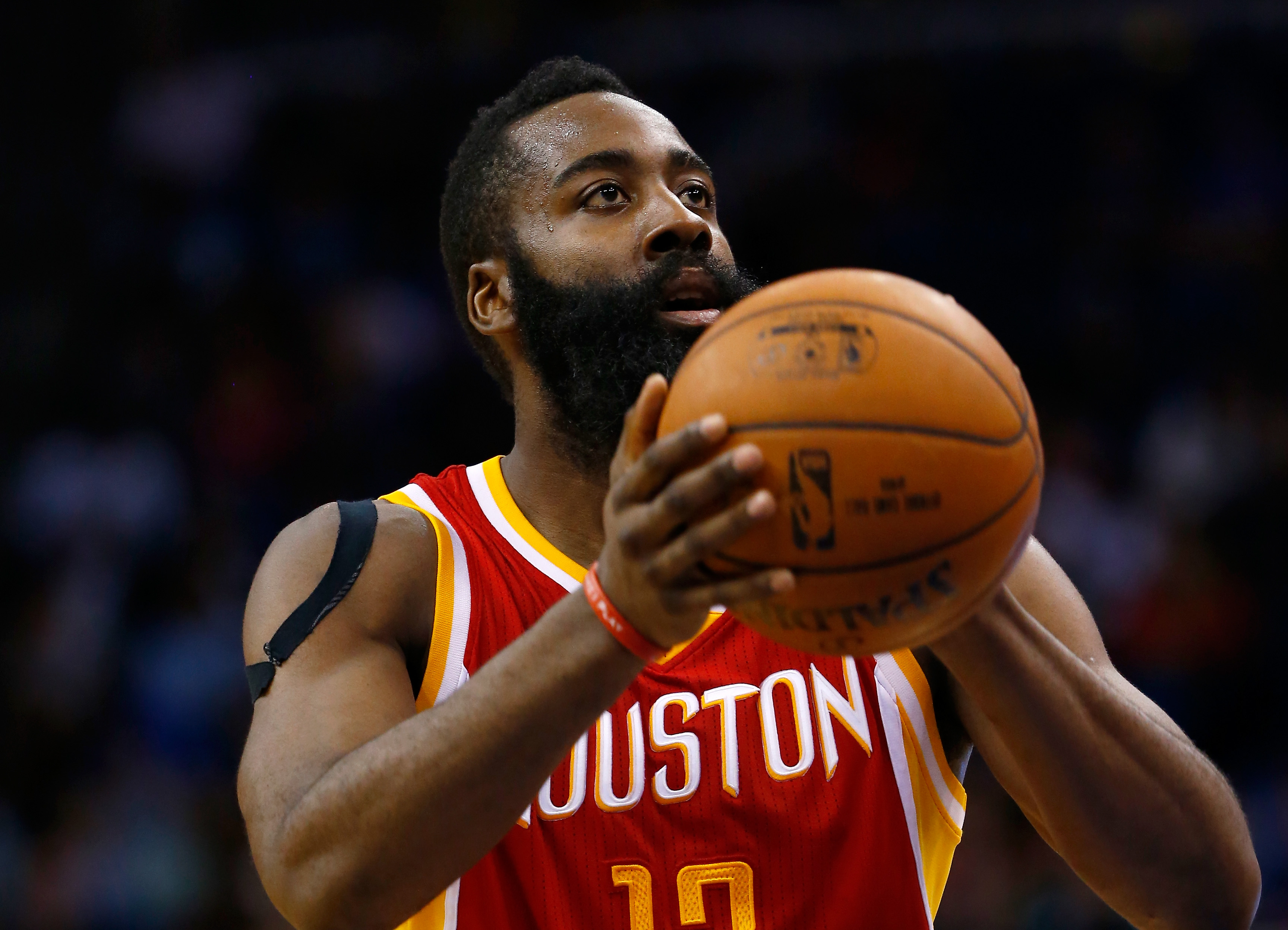 ec97790b7d33 Basketball  James Harden makes history with 60 point triple double ...