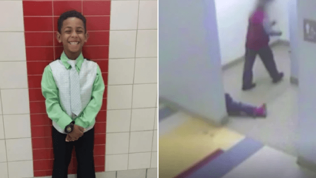 Bullied 8yo knocked out in school bathroom days before taking his own life