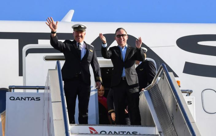 Record-breaking 19-hour Qantas flight the first of many