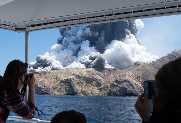 Live: 50% chance of new eruption as tales of horror, heroism emerge