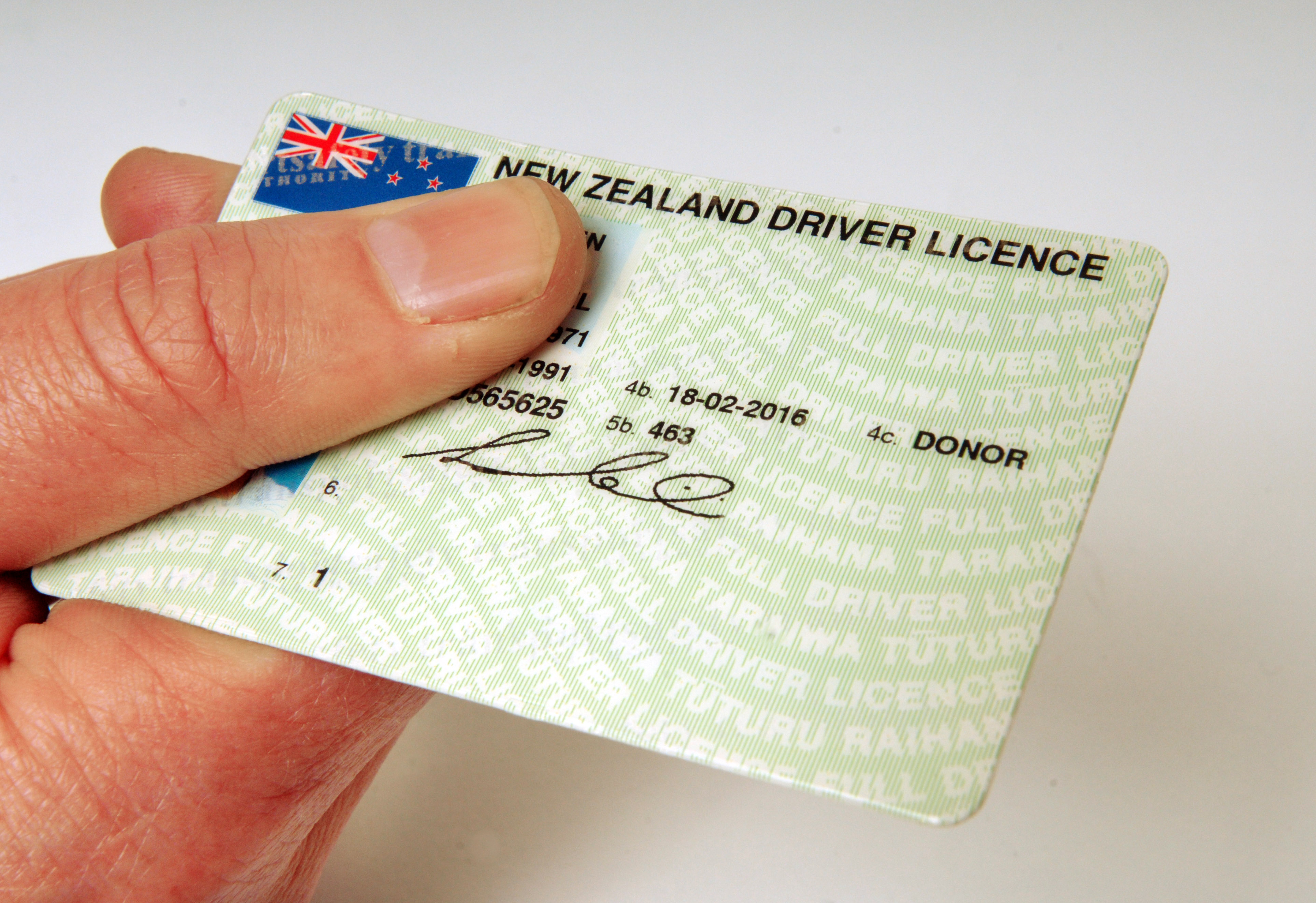 nzta driver licence test booking