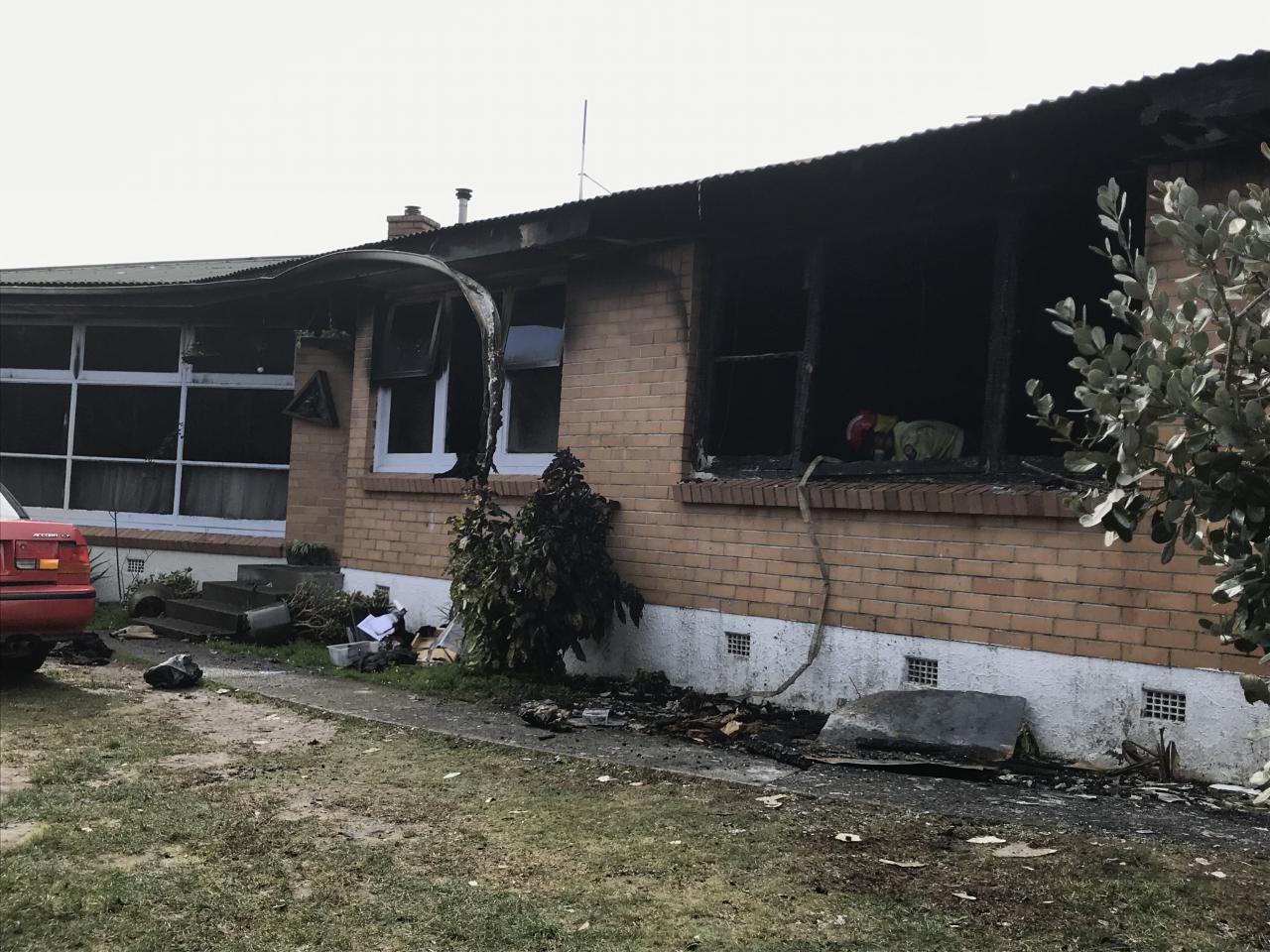 'My son is my hero'; Hamilton mum praises son who alerted family to blaze