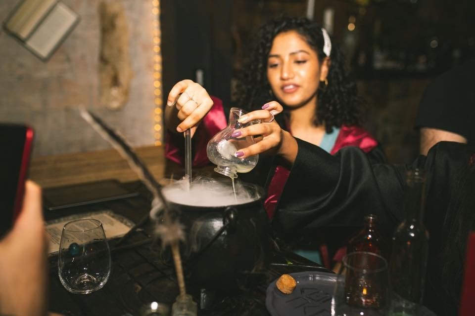 Harry Potter themed potions bar coming to New Zealand