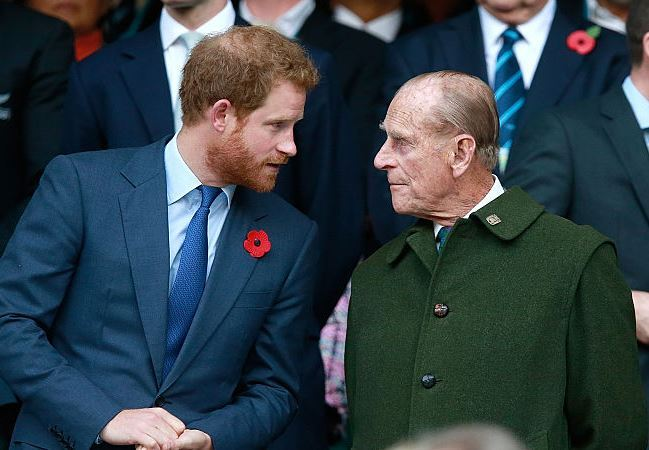 Why Prince Philip told Harry not to marry Meghan