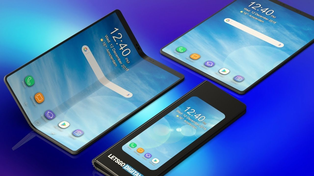 Samsung Galaxy Fold: introducing the foldable phone - NZ Herald