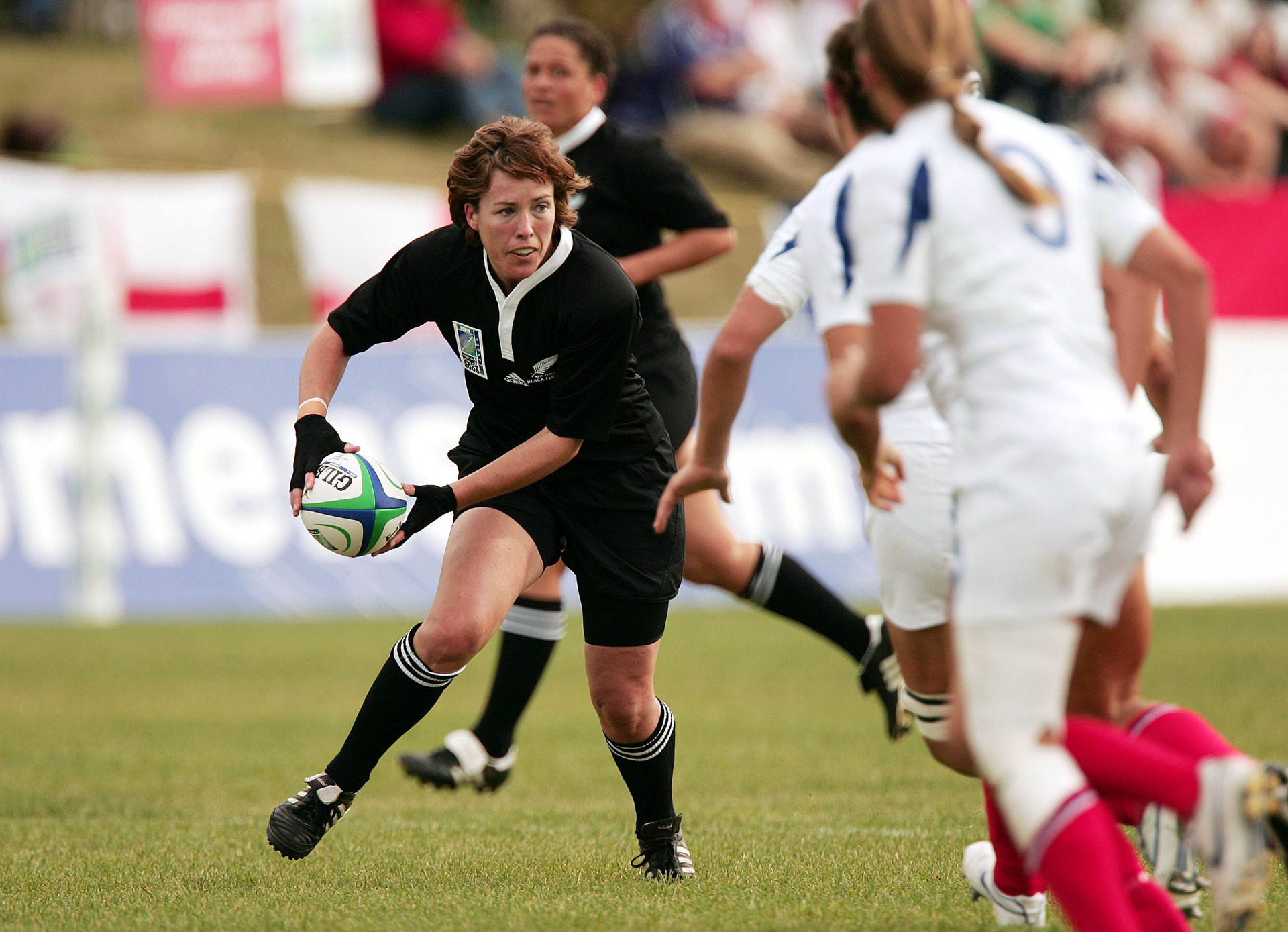 Rugby: Anna Richards to coach women's Barbarians in historic fixtures
