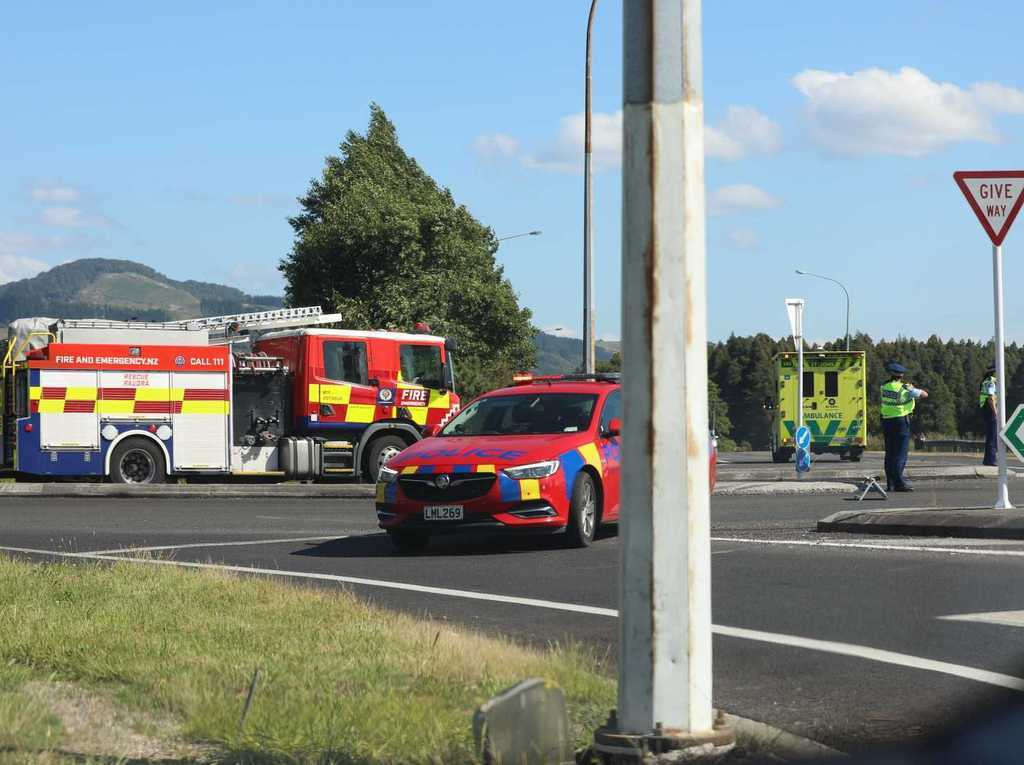 One person dead after crash closes highway