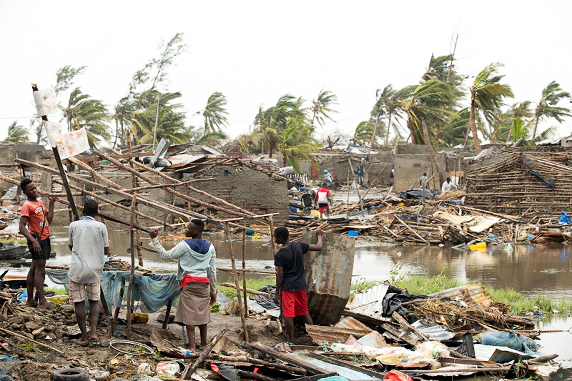 Fears of massive death toll as Mozambique, Zimbabwe survey damage of Cyclone Idai