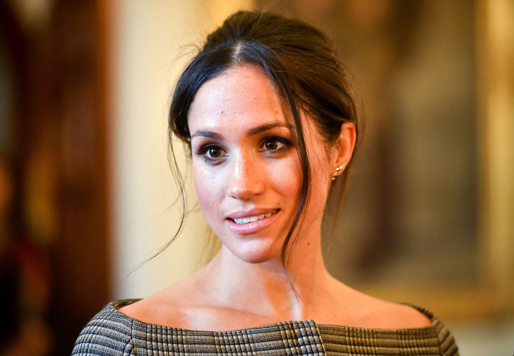 Meghan Markle shows off perfect handwriting in note to mental health advocate Matt Haig