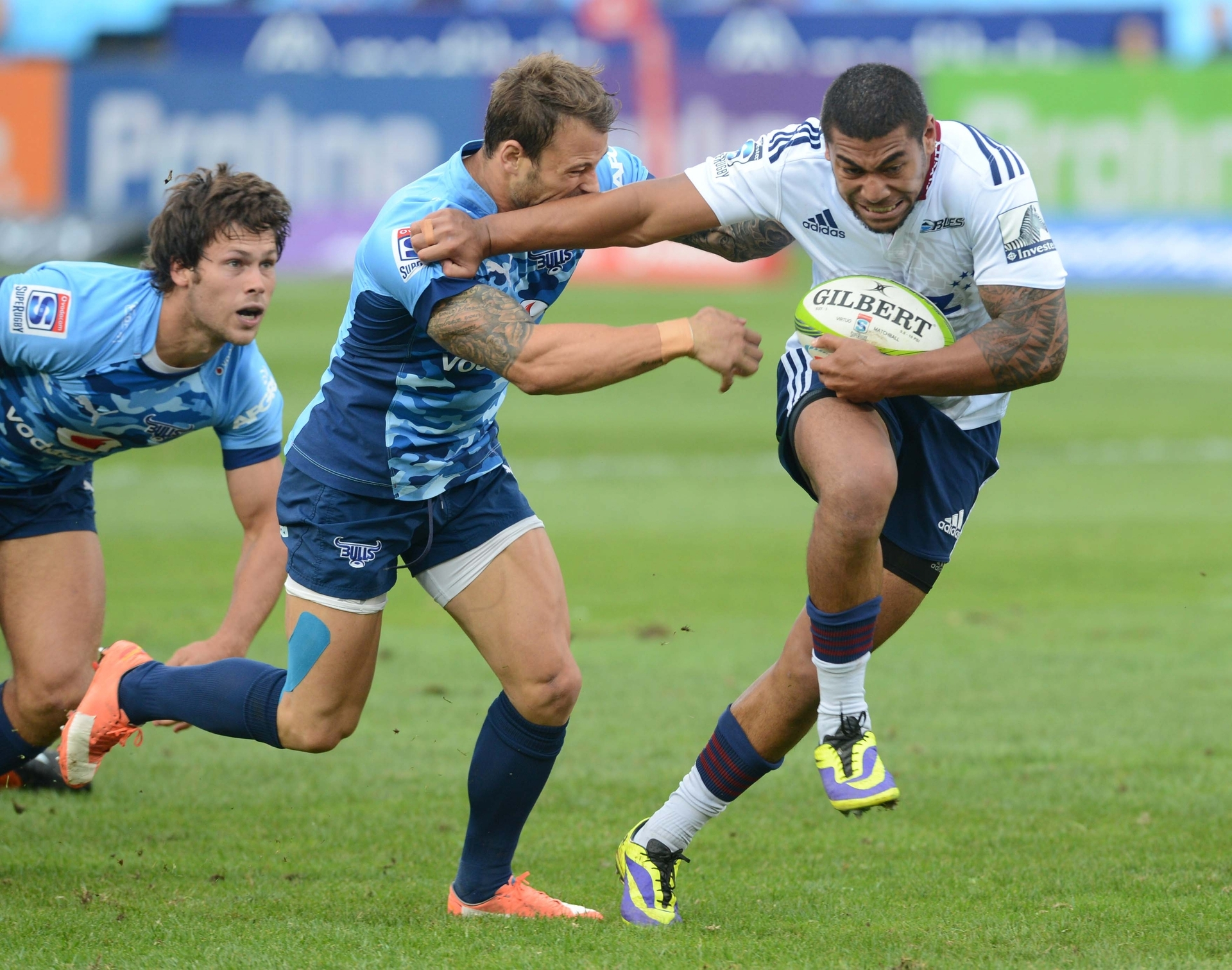 Justin Marshall: Game plan there to be toyed with