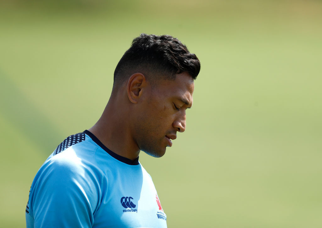 Australia's director of rugby Scott Johnson opens up on Israel Folau scandal