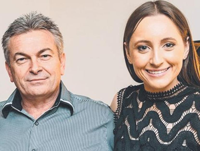 Daddy's girl: Daughter stands by the man who killed her Kiwi mum