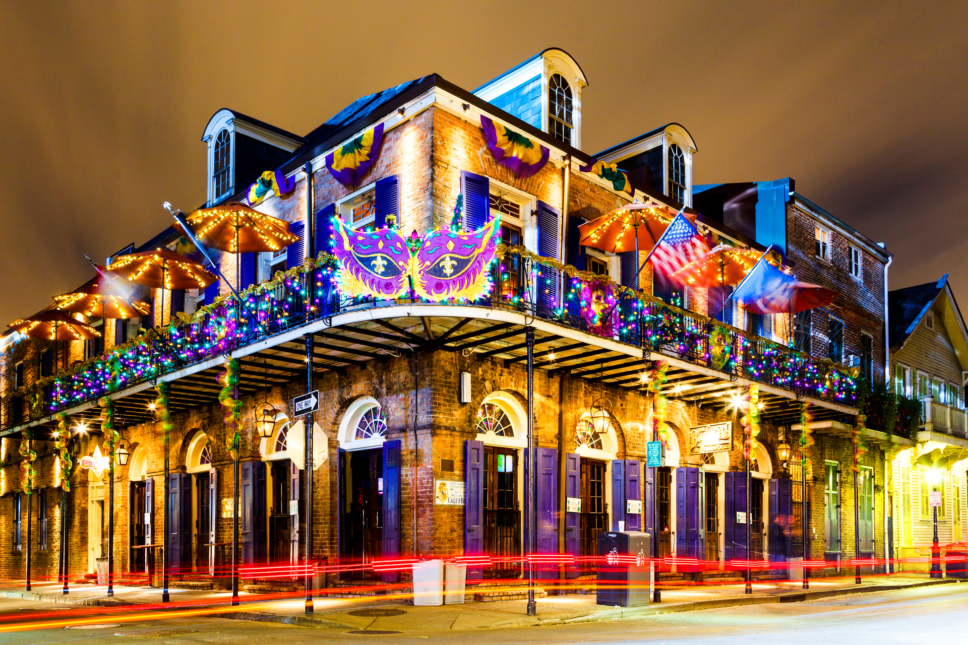 In New Orleans: Avoid the French Quarter to drink here instead