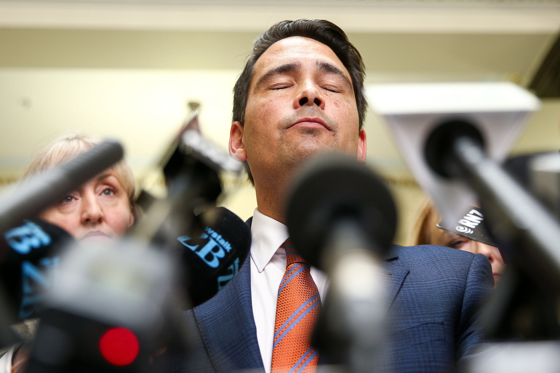 Simon Bridges speaks incredibly frankly in private: He's also proven himself in a crisis this week