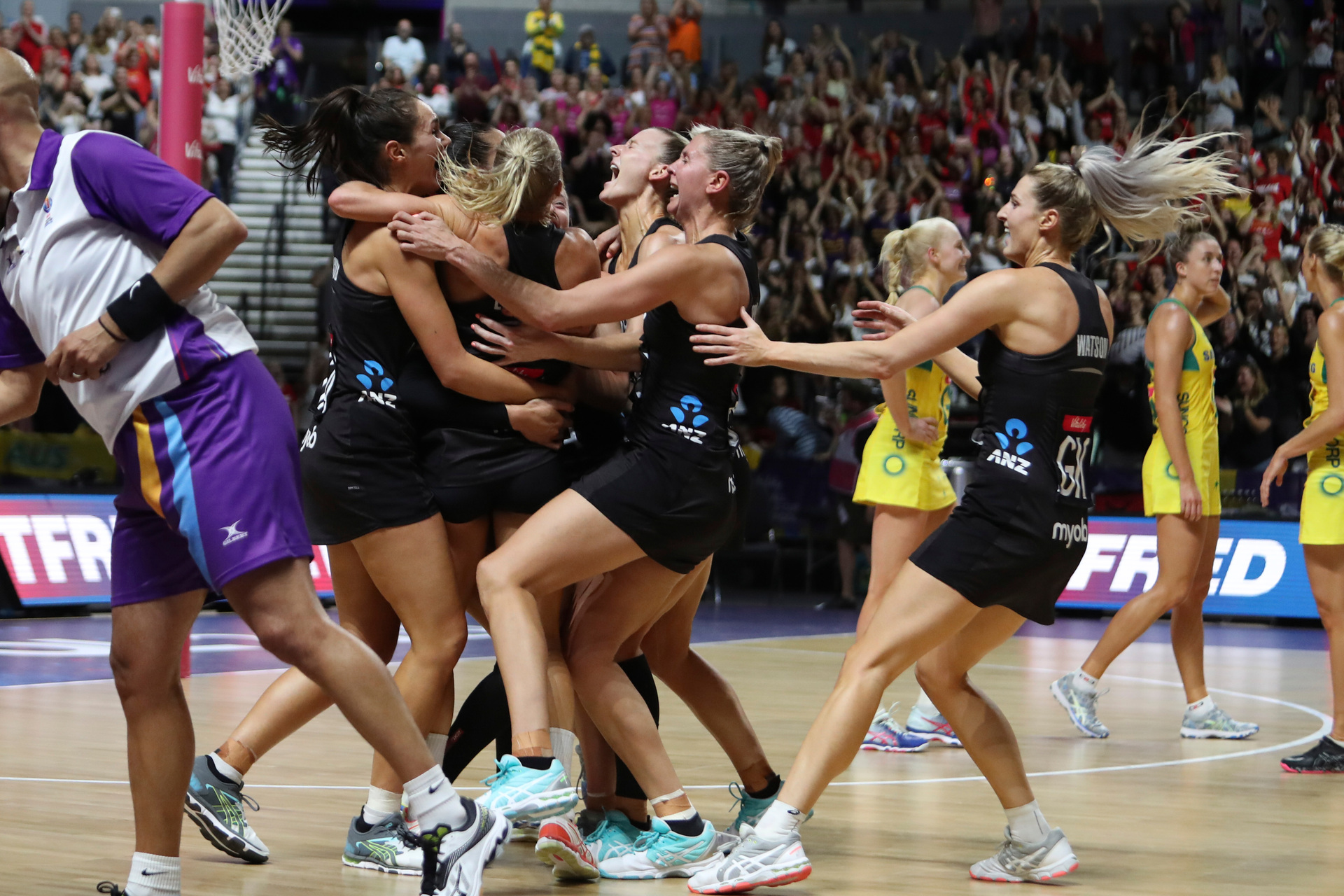 Netball World Cup: Silver Ferns coach praised as 'masterful'