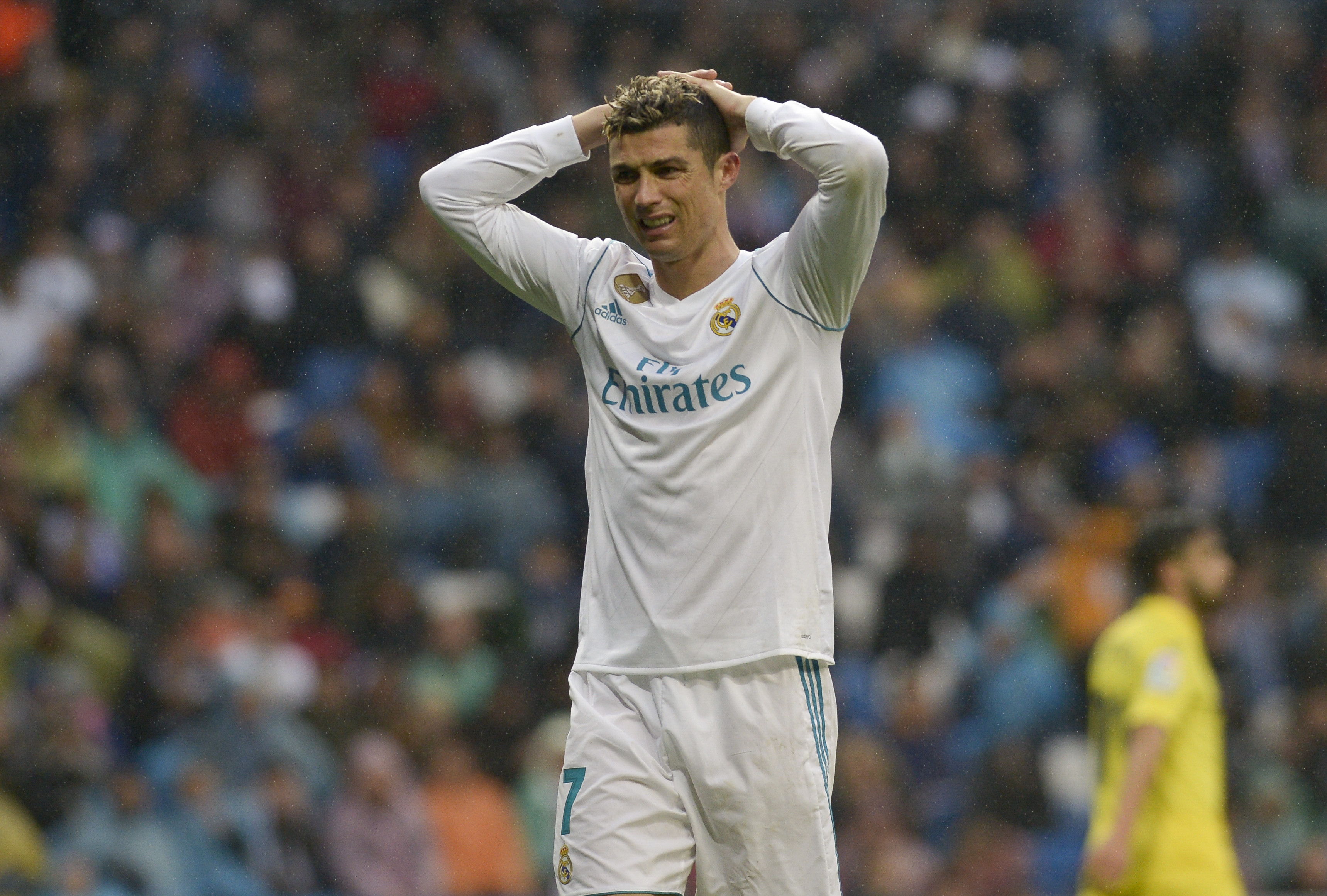 966a04fdc Football  Poor Cristiano Ronaldo performance sparks outrage amongst Real  Madrid fans