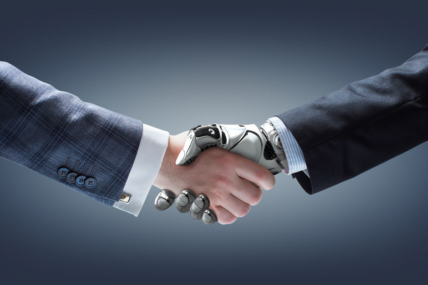 Will real estate agents be replaced by robots?