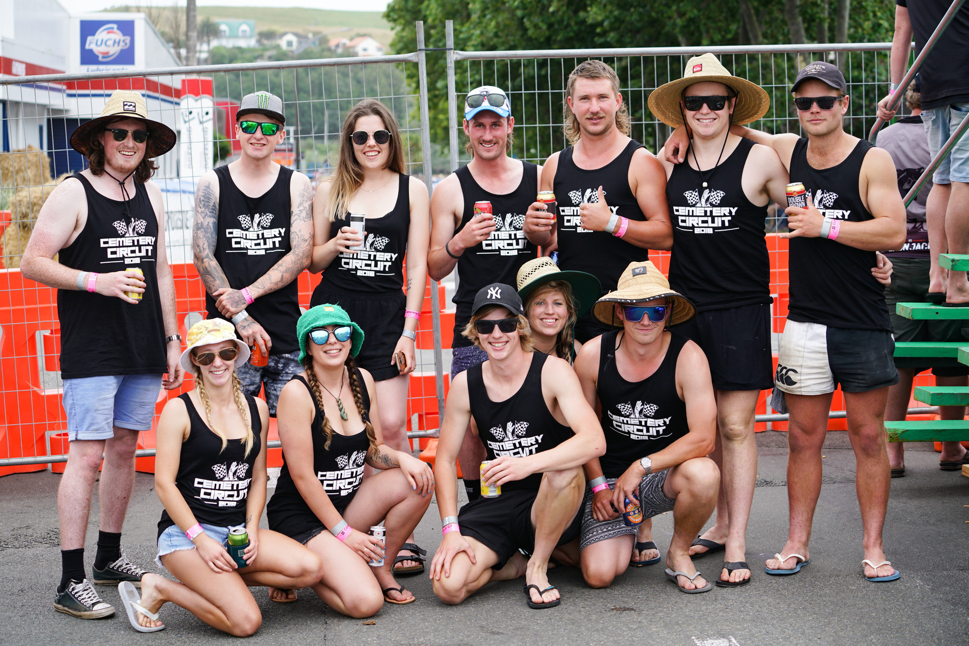Sun and fun as Boxing Day crowds flock to Cemetery Circuit - NZ Herald