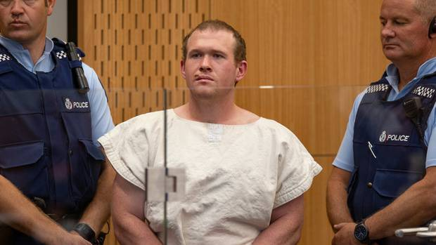 Alleged Christchurch mosque shooter excused from court
