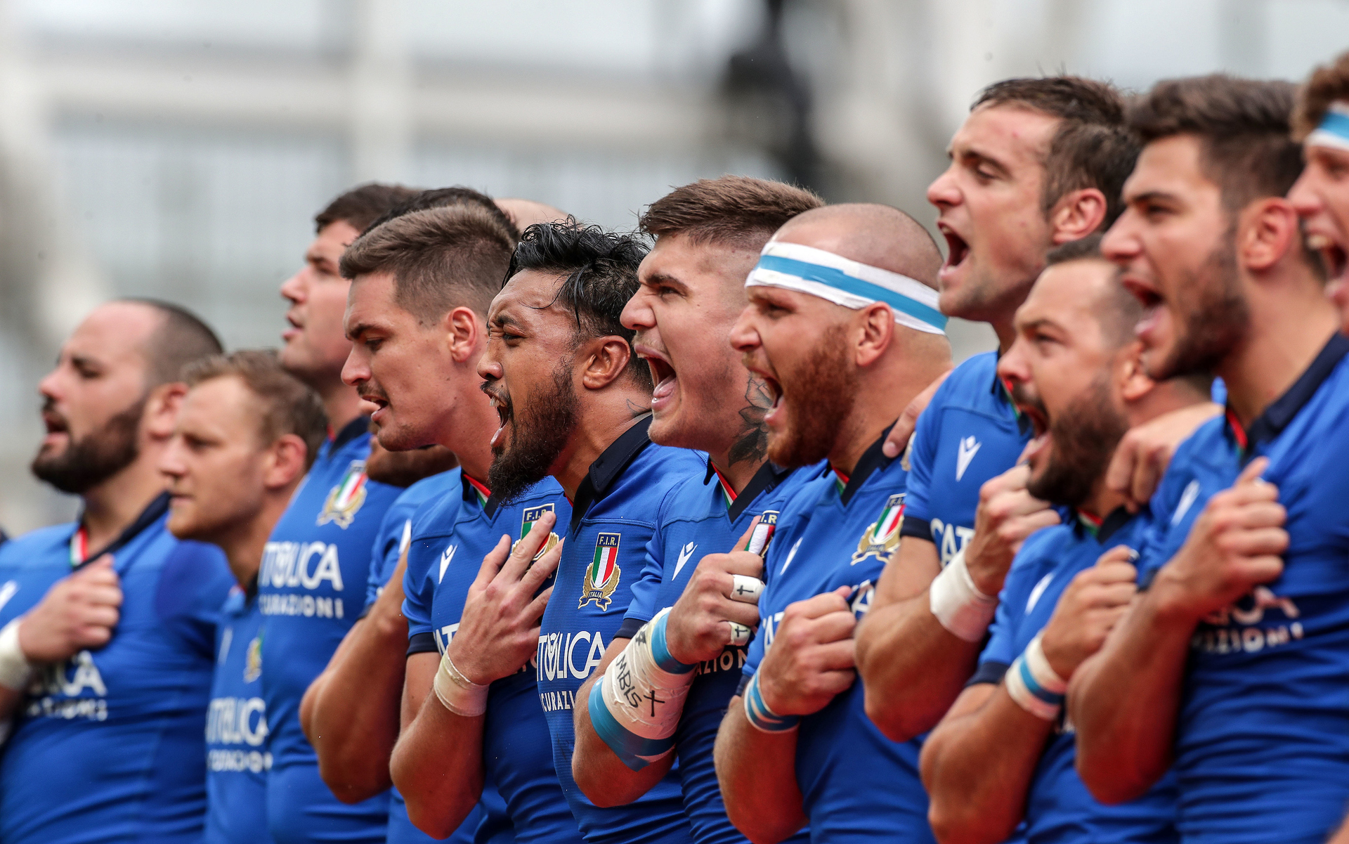 Which is the best national anthem at the 2019 Rugby World Cup?