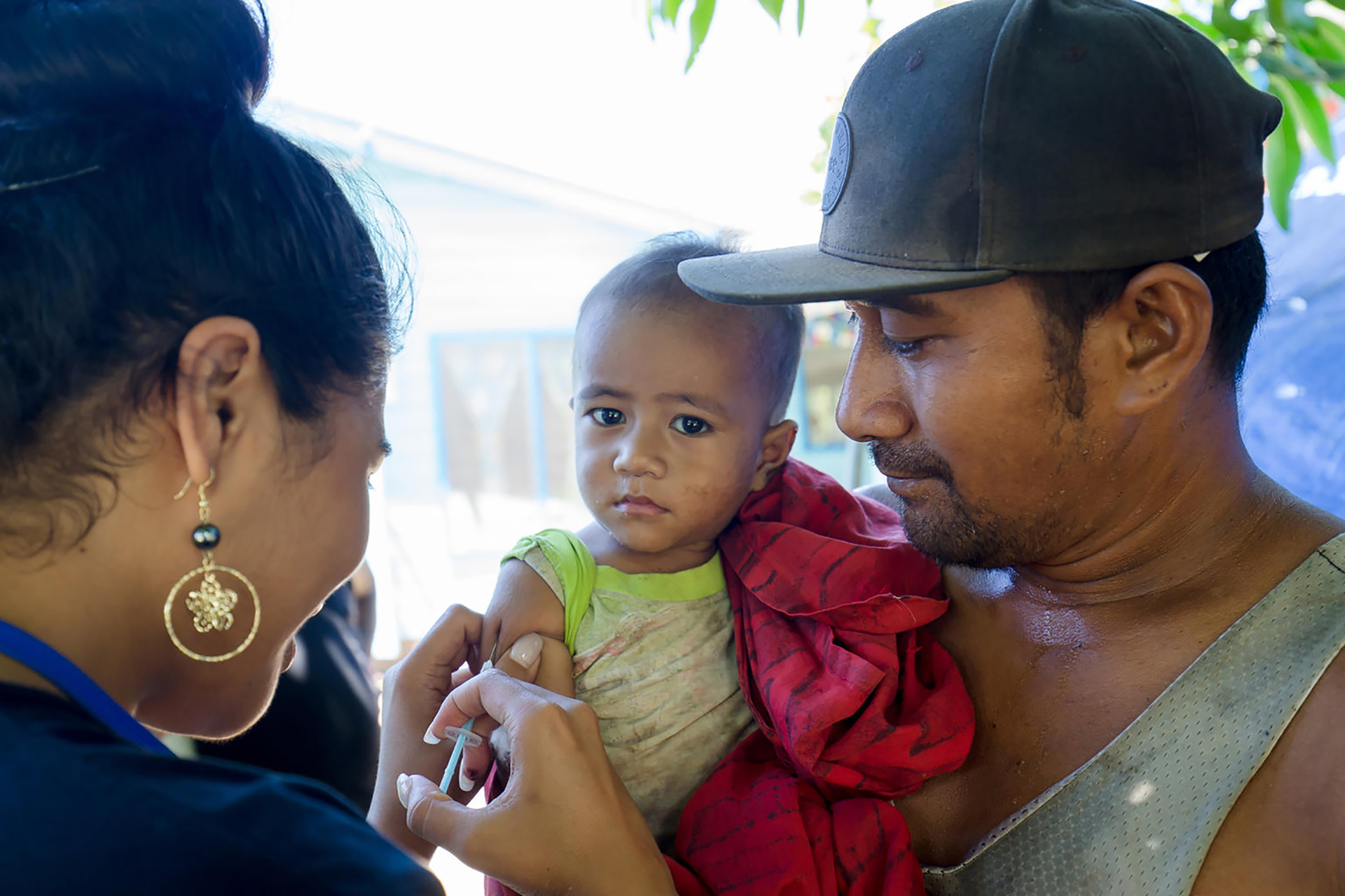NZ likely source of Samoa's measles epidemic