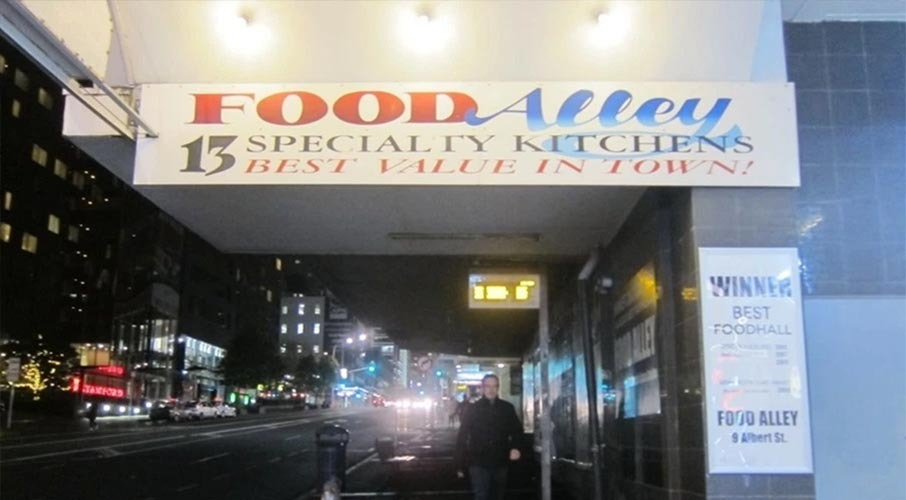 'End of an era': Auckland's Food Alley to close for good