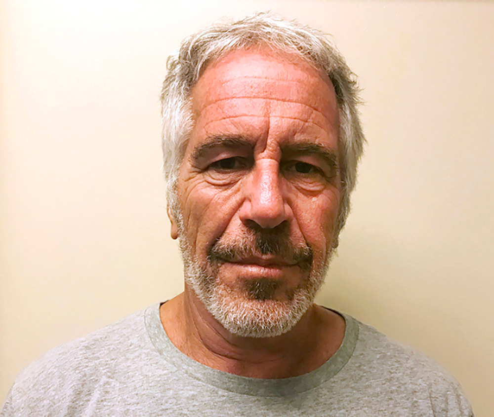 12-year-old French triplets allegedly flown to Epstein as a 'birthday present'