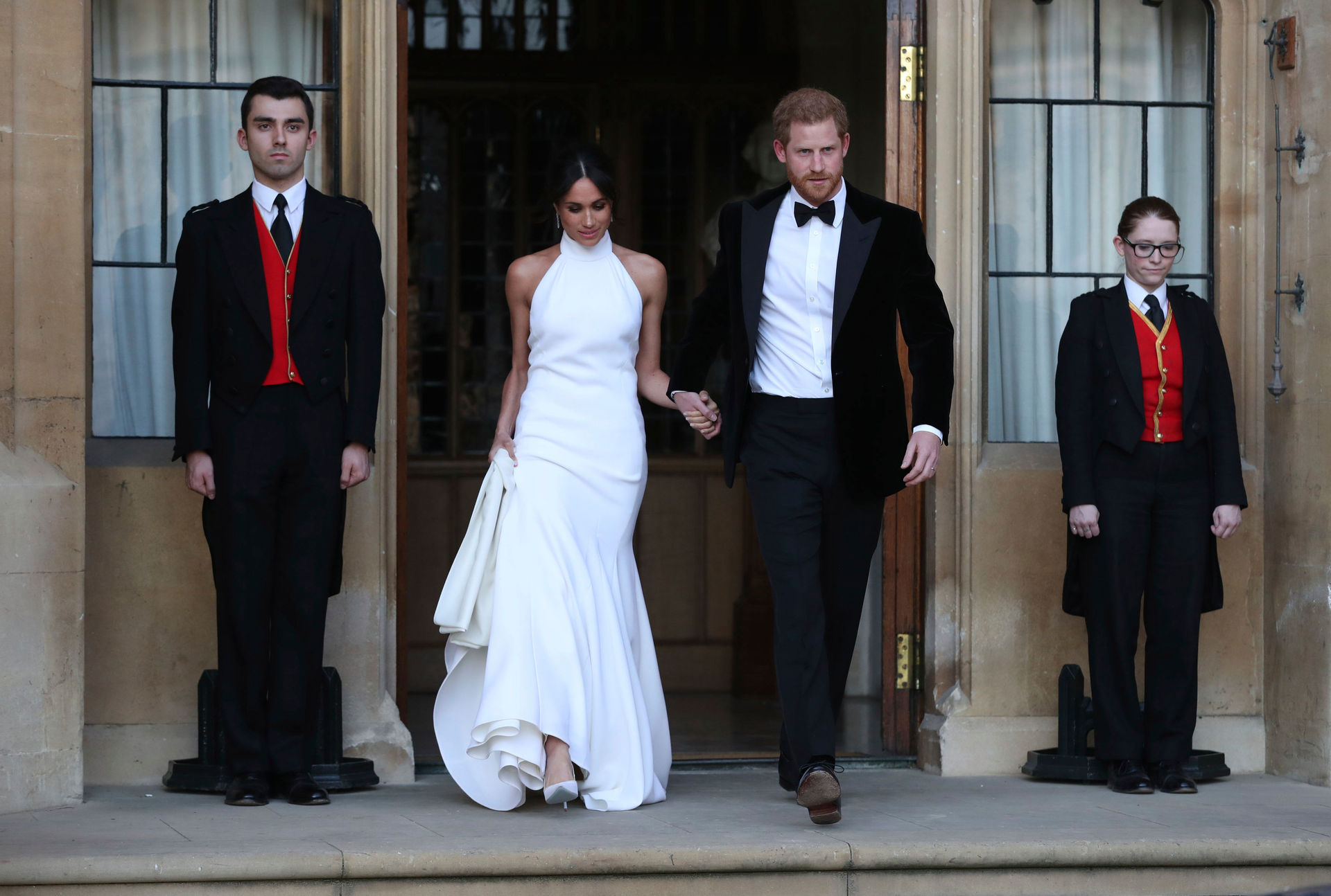 The parallels between Meghan Markle and Wallis Simpson