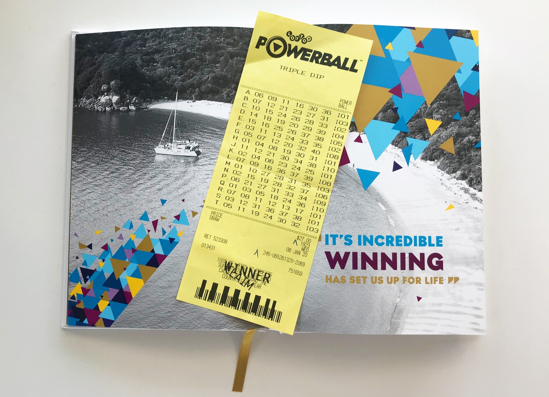 Northland's Lotto luck continues