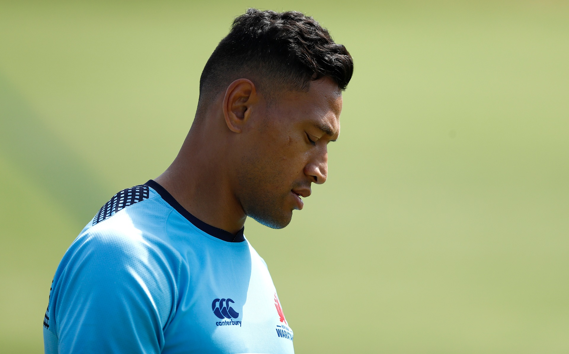 82d674bb717 Rugby: Israel Folau sends cryptic Instagram message ahead of verdict D-Day