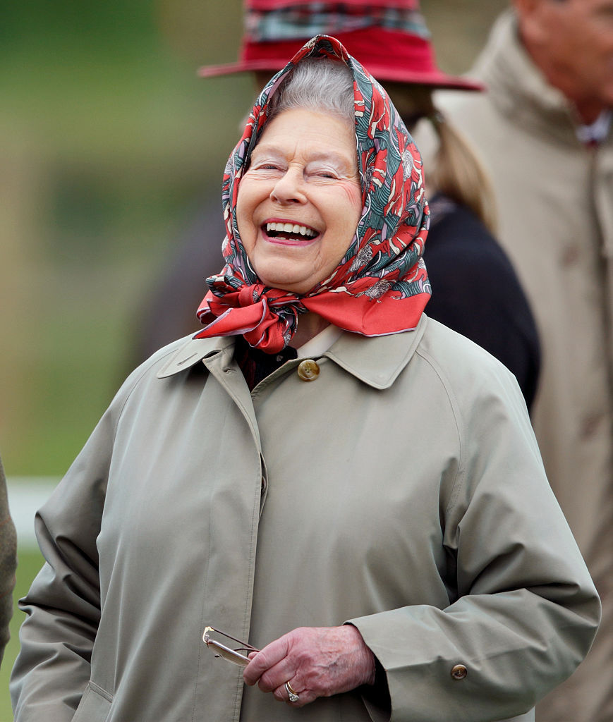 The Queen's cheeky prank on US tourists