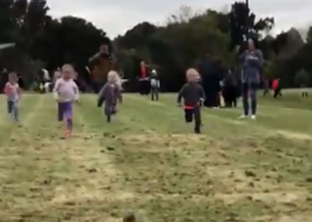 Proud Sonny Bill Williams shows he's just like every other parent watching kids play sport