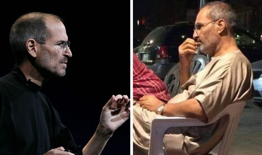 Photo sparks conspiracy: 'Steve Jobs hiding in Egypt after faking death'