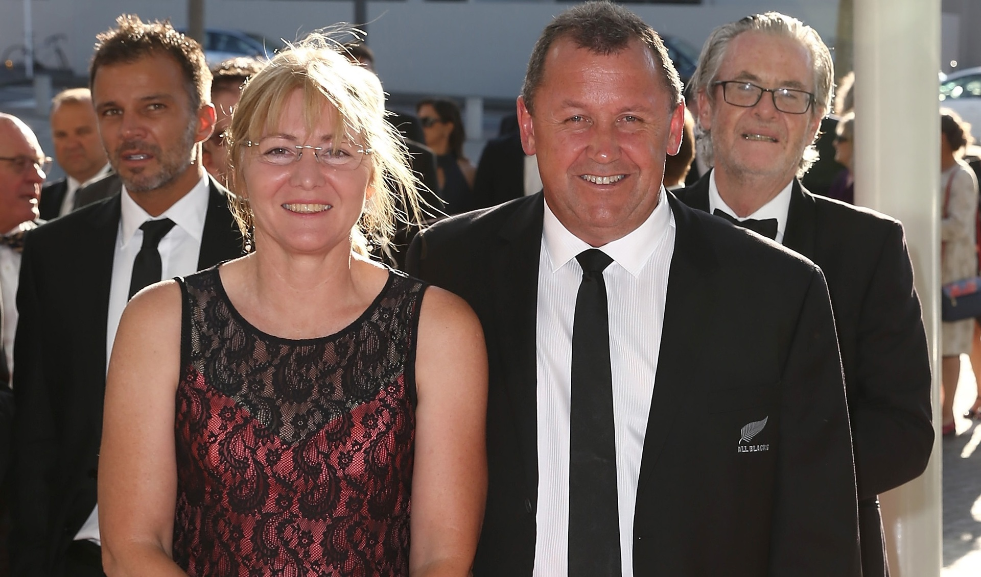 Ian Foster reveals wife's hilarious reaction to All Blacks news