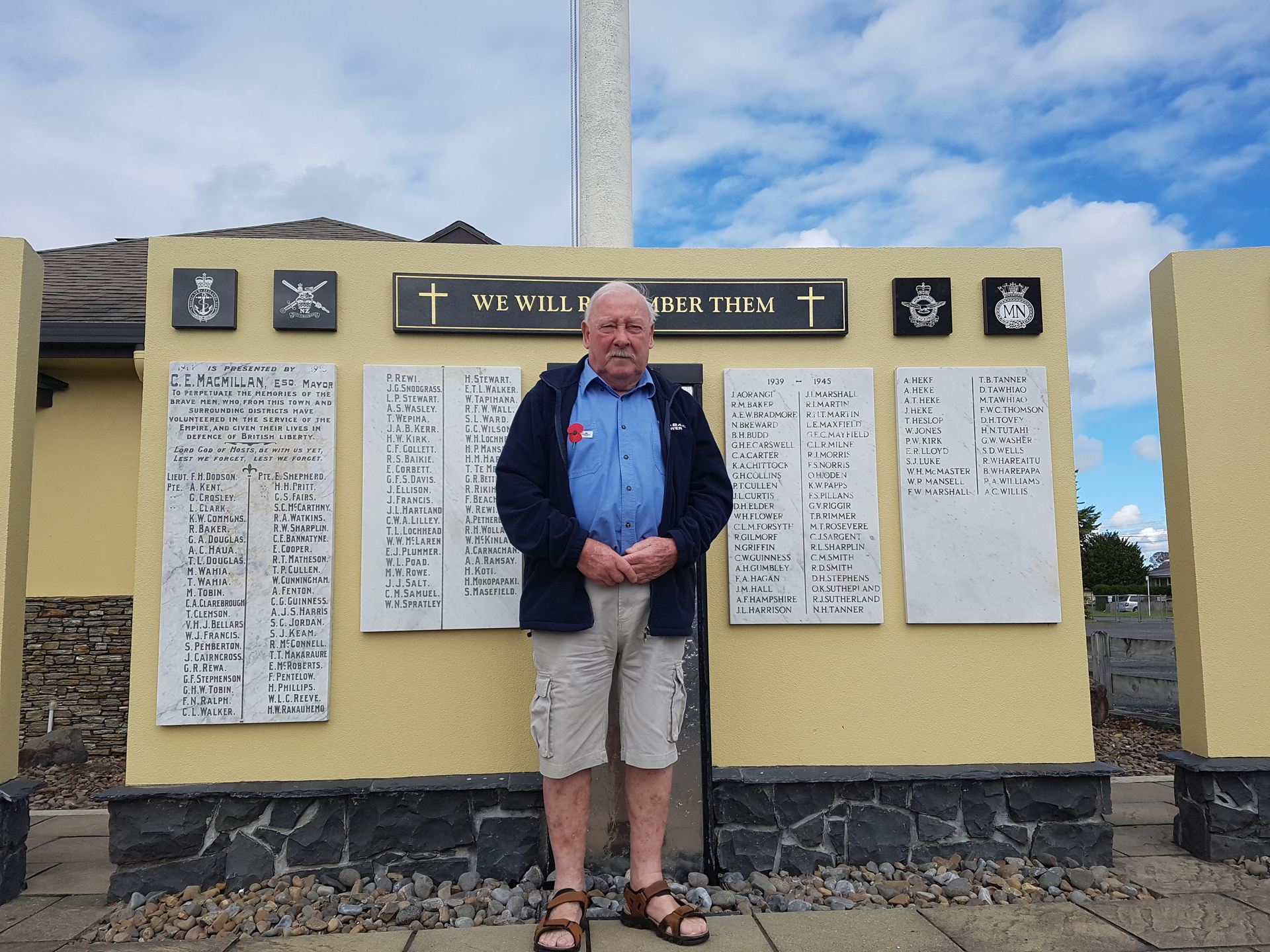 Reflection, remembrance and love: Veterans gear up for Anzac