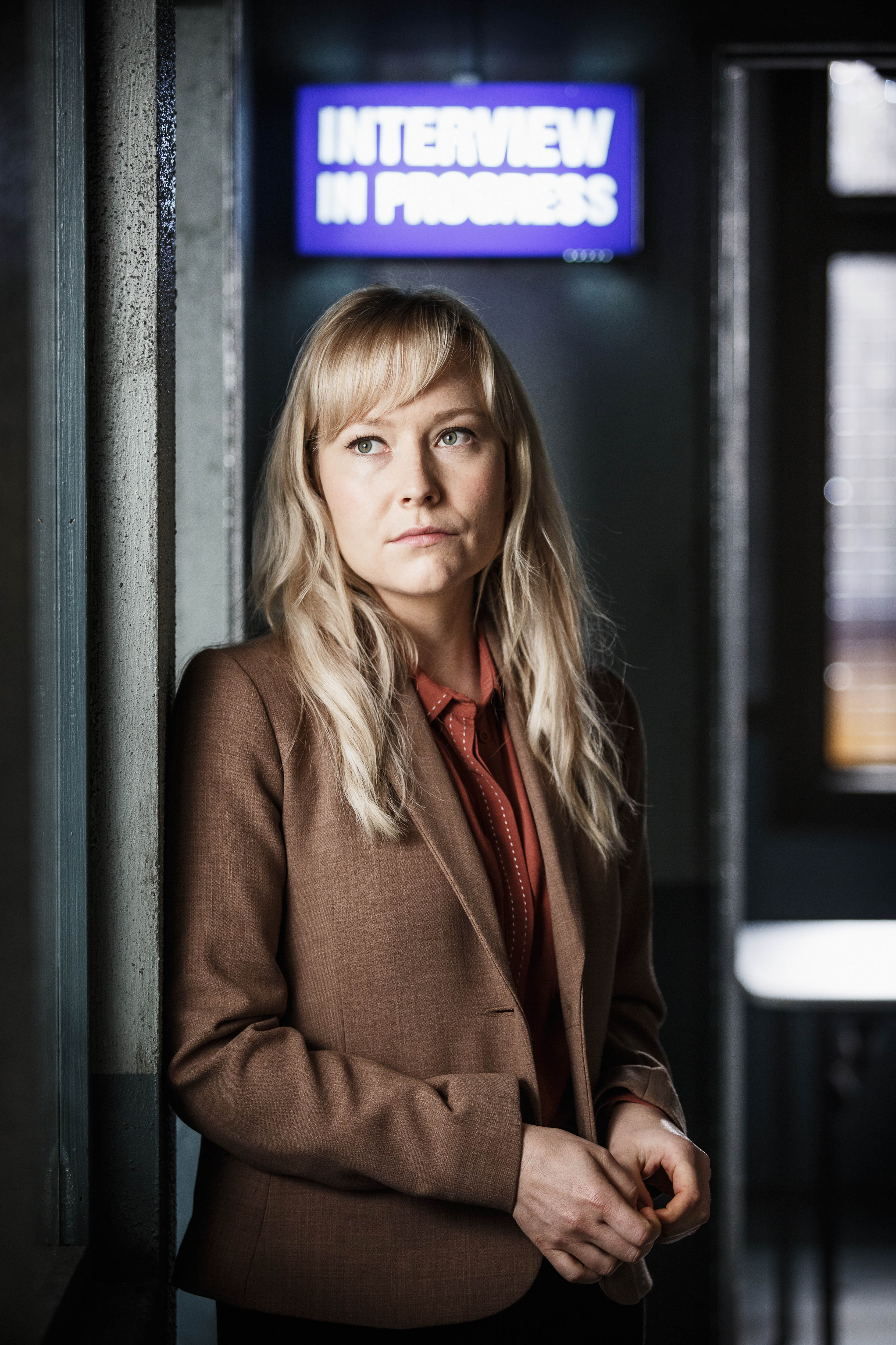Fern Sutherland actress