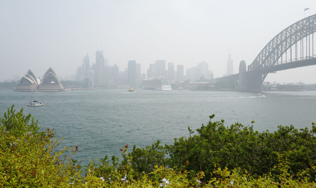 Australia's bushfire smoke is lapping the globe, and the law is too lame to catch it