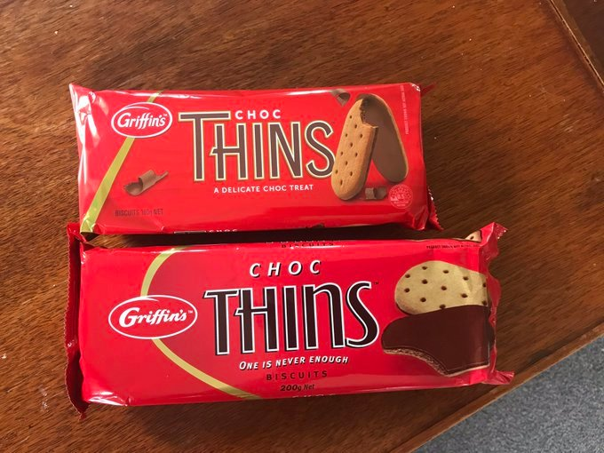 Biscuit lover's desolation: Are fan-favourite Choc Thins shrinking?