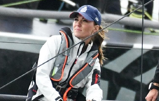 Comment: The moment Kate Middleton learnt that rules are for losers