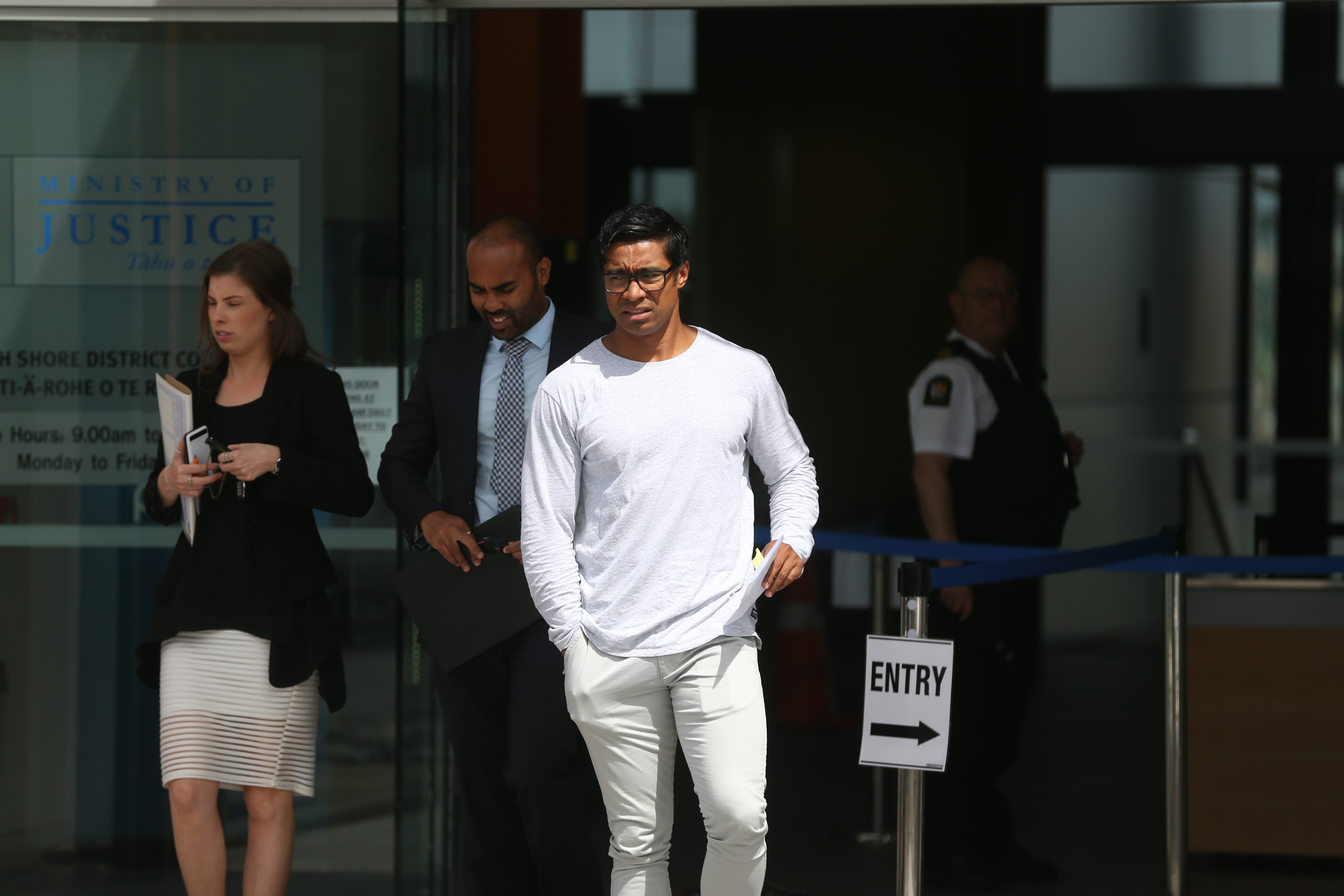 Actor Pua Magasiva pleads guilty to drink-driving - NZ Herald