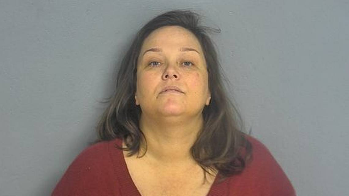 Running late, a woman used her car to cut stopped driver 'in half,' Missouri cops say
