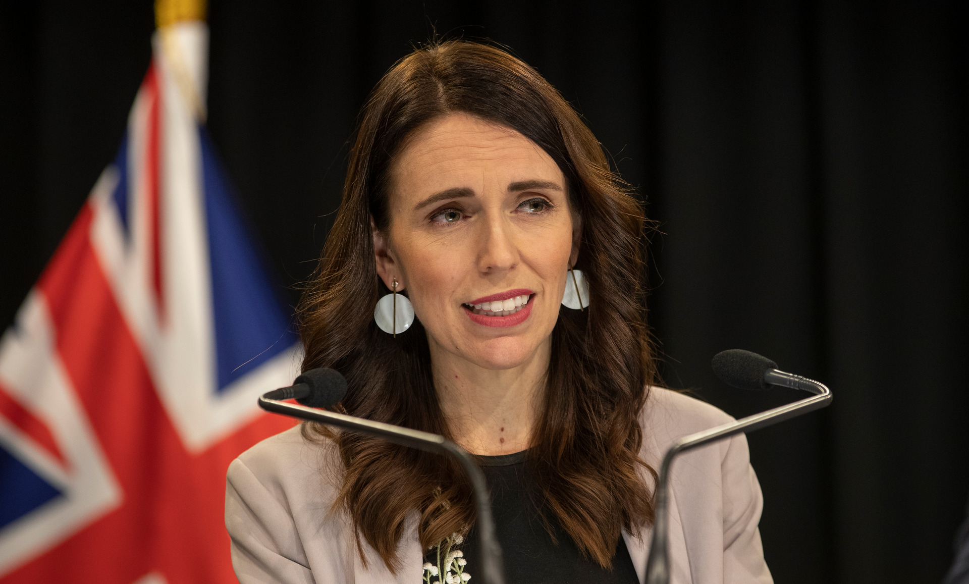 Prime Minister Jacinda Ardern labelled 'masterful' by US Presidential candidate